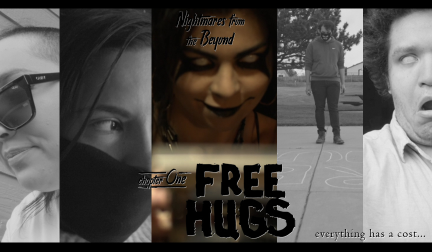 latest release - free hugs and nightmares from beyond